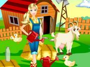 Barbie Farm Day