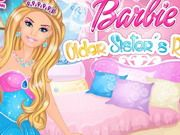 Barbie Older Sister's Room