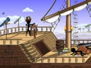 Causality: Pirate Ship