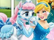 Cinderella And Her Pony