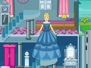 Cinderella Castle Doll House