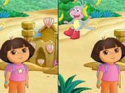 Dora Find the Differences