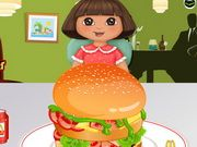 Dora Mcdonalds Hamburger