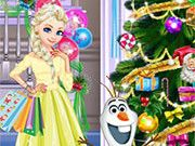 Elsa And Olaf Holidays Shopping
