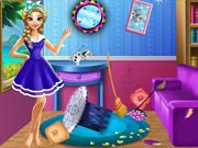Elsa Room Cleaning
