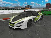 Extreme Racing Puzzle