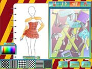 Fashion Studio: Circus Girl
