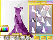 Fashion Studio: Red Carpet Dress Design