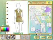 Fashion Studio: Safari Girl