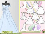 Design Wedding Dresses Games Free Online Wedding Dress Design