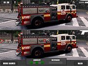 Fire Trucks Differences