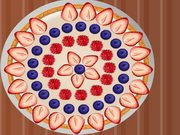 Hannah's Kitchen: Berries Pizza