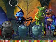 Hidden Numbers: Bugs Life