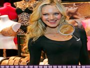 Hidden Numbers: Candice Swanepoel