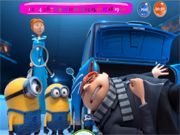 Hidden Numbers: Despicable Me 2