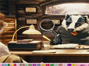 Hidden Numbers: Fantastic Mr. Fox