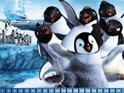 Hidden Numbers: Happy Feet 2