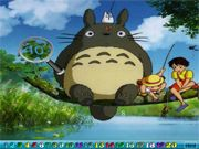 Hidden Numbers: My Neighbour Totoro