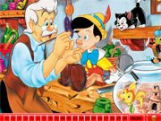 Hidden Numbers: Pinocchio