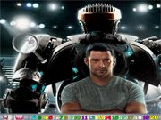 Hidden Numbers: Real Steel