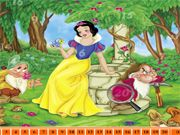 Hidden Numbers: Snow White