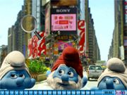 Hidden Numbers: The Smurfs