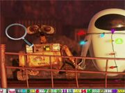 Hidden Numbers: Wall E
