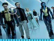 Hidden Numbers: X Men First Class