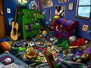 Hidden Objects Extreme Messy Rooms