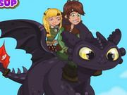 How To Train Your Dragon Swamp Accident