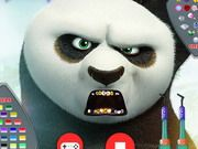 Kung Fu Panda: Dental Check