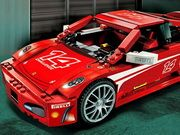 Lego Car Differences