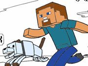Minecraft Coloring