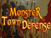 Monster Town Tower Defense
