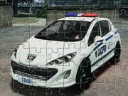 Peugeot Police Puzzle