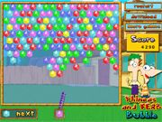 Phineas And Ferb: Bubble