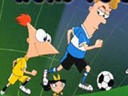 Phineas And Ferb: Road To Brazil