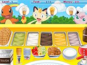 Pokemon Ice Cream Shop