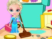 Princess Elsa Clean