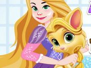 Rapunzel's Royal Pet Care