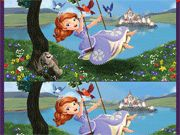 Sofia The First: Find Differences