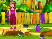 Sofia The First: Gardening