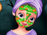 Sofia The First: Halloween Makeover