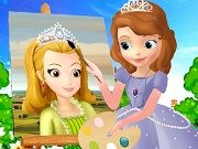 Sofia The First: The Painter
