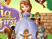Sofia The First Zoo Adventure