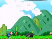 Sonic Kaboom In Marioland