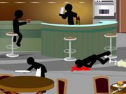 Stickman Death: Bar