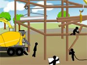 Stickman Death: Construction