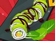 Sushi Classes: Green Dragon Roll