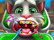 Talking Tom At The Doctor